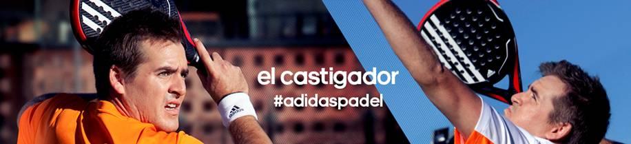 el castigador #adidaspadel