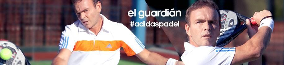 el guardian #adidaspadel