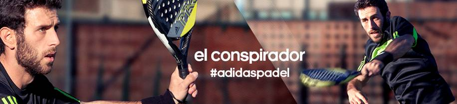 el conspirador #adidaspadel