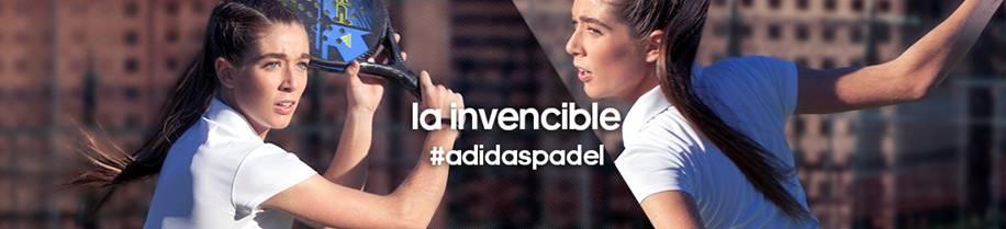 el invencible #adidaspadel